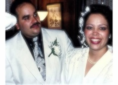 Our anniversary wedding